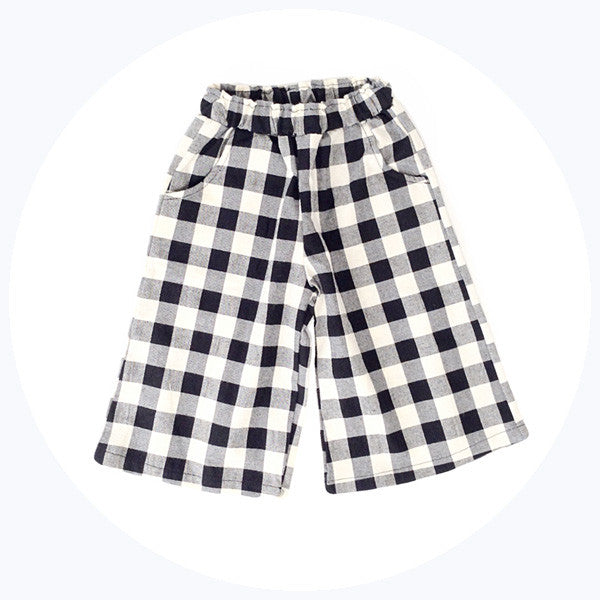 'Gingham' Three Quarters [SALE]