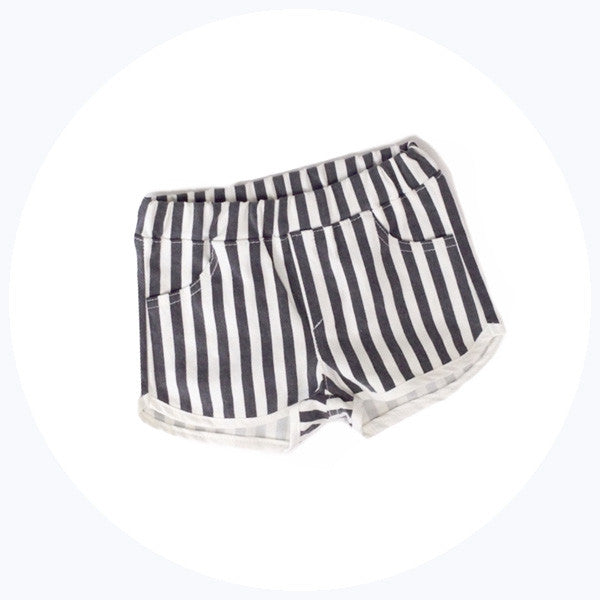 'Stripe' Shorts [SALE]