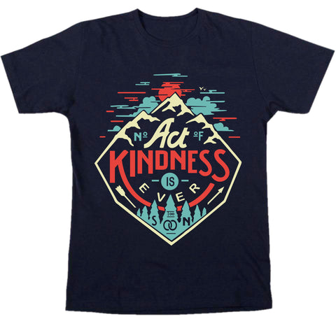 """ Act Kindness "" Tee"