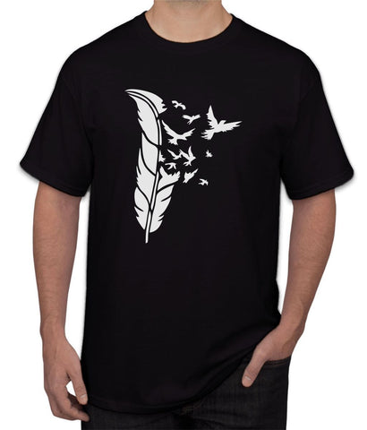 """ Birds Feather "" Tee"
