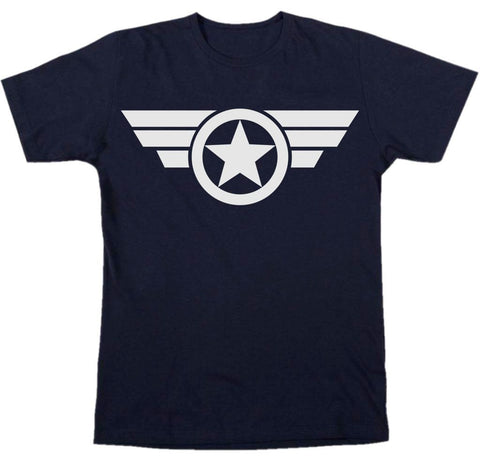 """ Captain Star "" Tee"