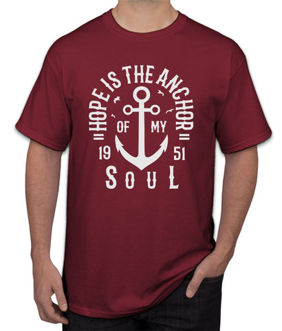 """ Hope Is The Anchor "" Tee"