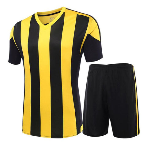 Football- Jersey Yellow/Black