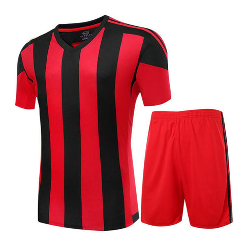 Football- Jersey Red/Black