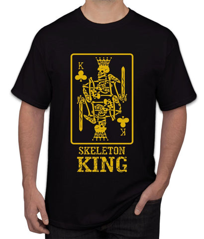 """ Skeleton King "" Tee"
