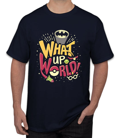 """ What Up World "" Tee"