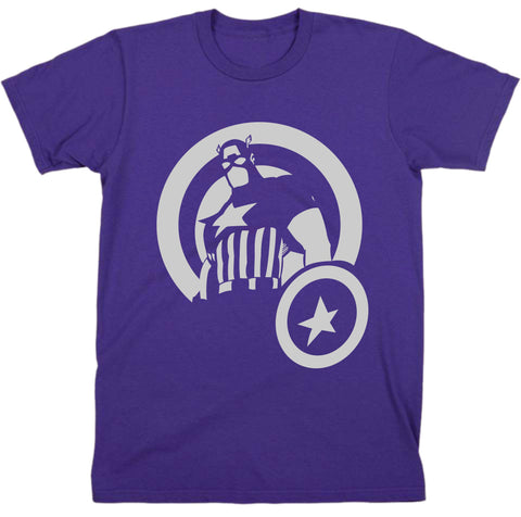 """ Captain Shield "" Tee"