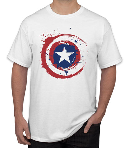 """ Shield Of Captain "" Tee"