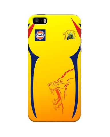 """ CSK "" IPL Mobile Cases"