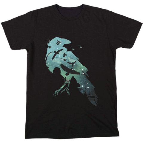 """ Crow Night "" Tee"