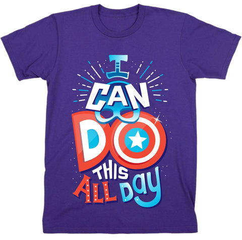 """ I Can Do This "" Tee"