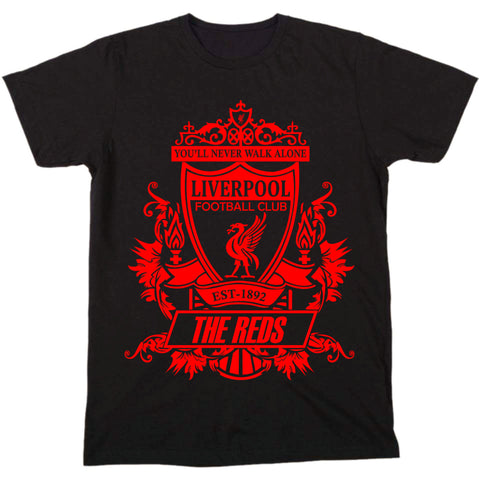 """ Liver Pool The Reds "" Tee"