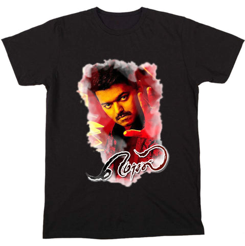 """ Mersal Tamil Movie "" Tee"