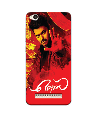 "Thalapathy "" Mersal ""  Mobile Cases"