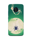 Night Spider printed Mobile Case