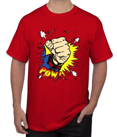 """ Pow Punch "" Tee"