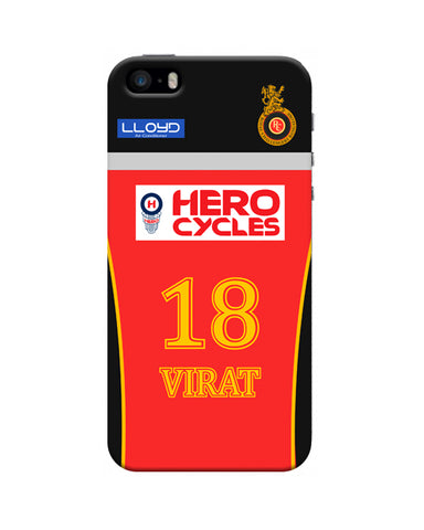 """ RCB "" IPL Mobile Cases"