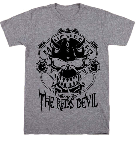 """ The Red Devil "" Tee"