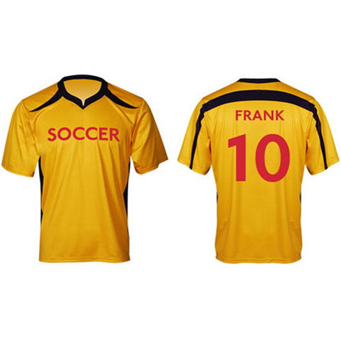 Football- Jersey1-Customize with Name and Number