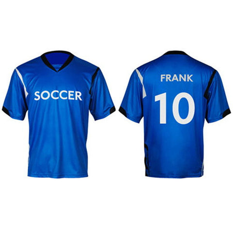 Football- Jersey2-Customize with Name and Number
