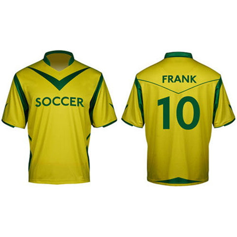 Football- Jersey3-Customize with Name and Number