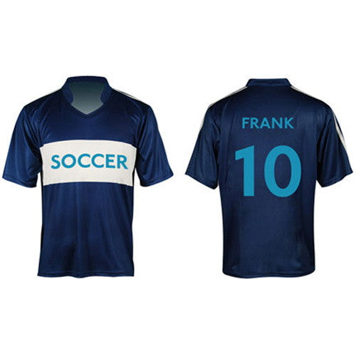 Football- Jersey4-Customize with Name and Number