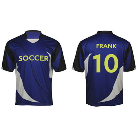 Football- Jersey5-Customize with Name and Number