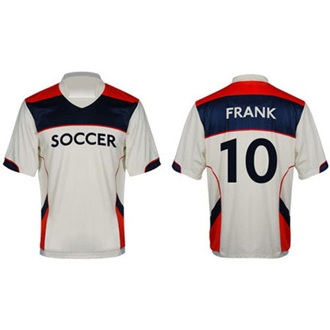 Football- Jersey6-Customize with Name and Number