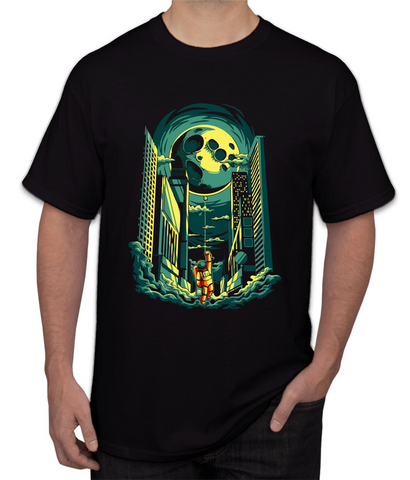 """ Catch To Moon "" Tee"