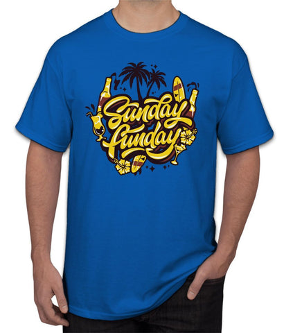 """ Sunday Funday "" Tee"