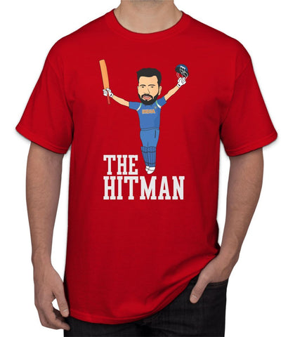 """ The HitMan "" Rohit Tee"