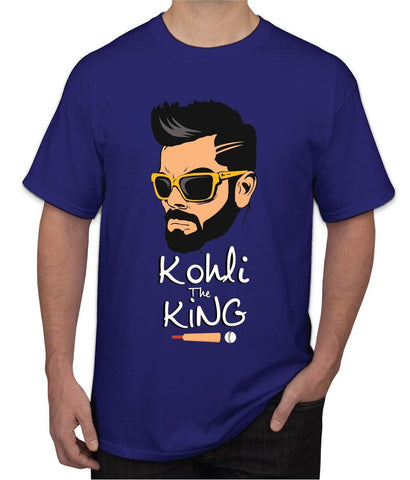 """ Kohli the King "" Tee"