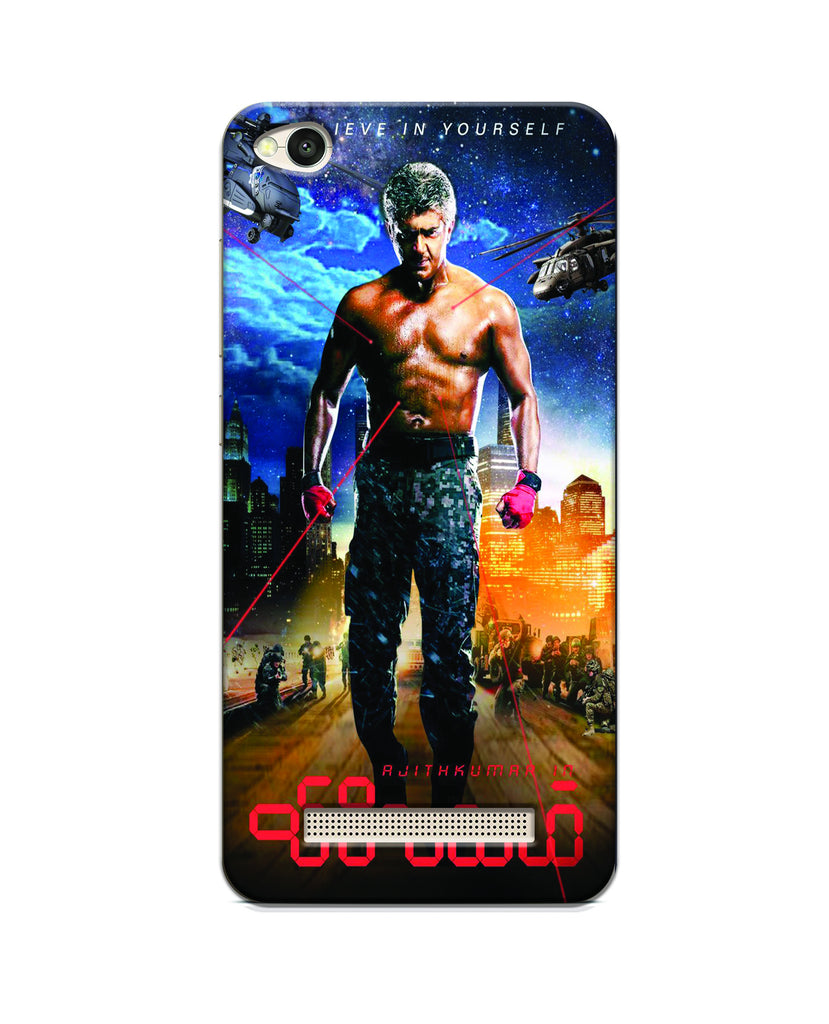 """ Vivegam "" Ajith  Mobile Cases"