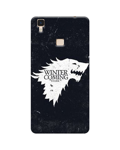 Winder Coming Stark Printed Mobile Case