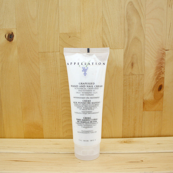 Appellation Grapeseed Hand & Nail Cream
