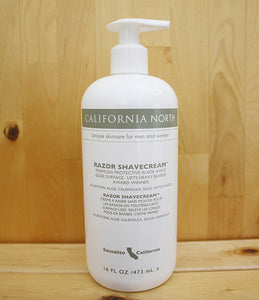 California North Razor Shavecream (RSC) 16 oz. Bottle