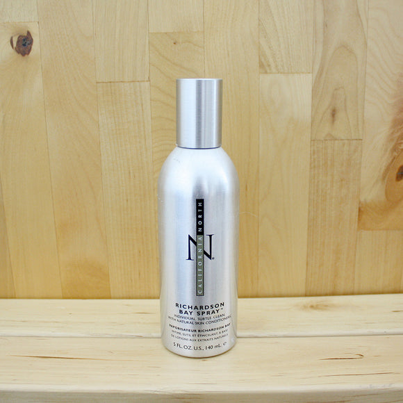 Richardson Bay Body Spray 5 Oz. Aluminum Bottle