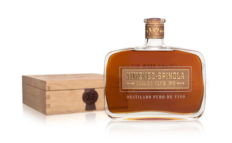 Ximenez-Spinola Pedro Ximenez Cigars Club No.2