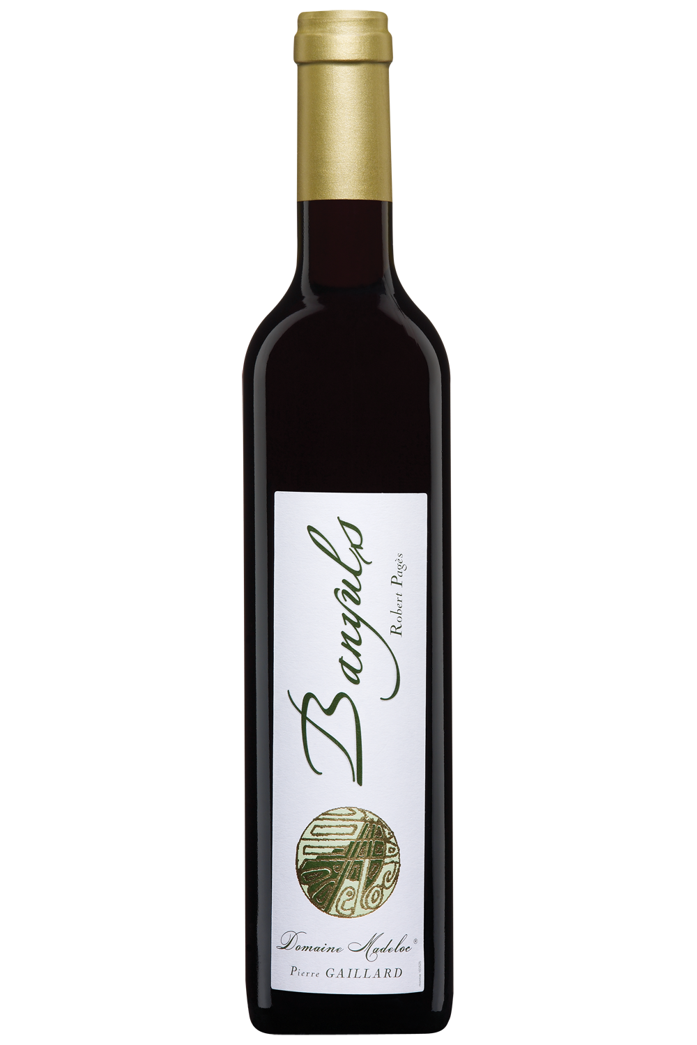 "Madeloc Banyuls ""Robert Pages"" 2012 (500ml) (by Pierre Gaillard)"