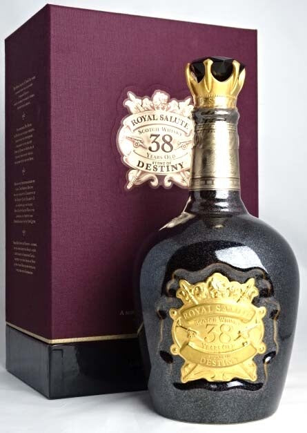 Chivas Regal Royal Salute 38 Year Old Scotch Whisky