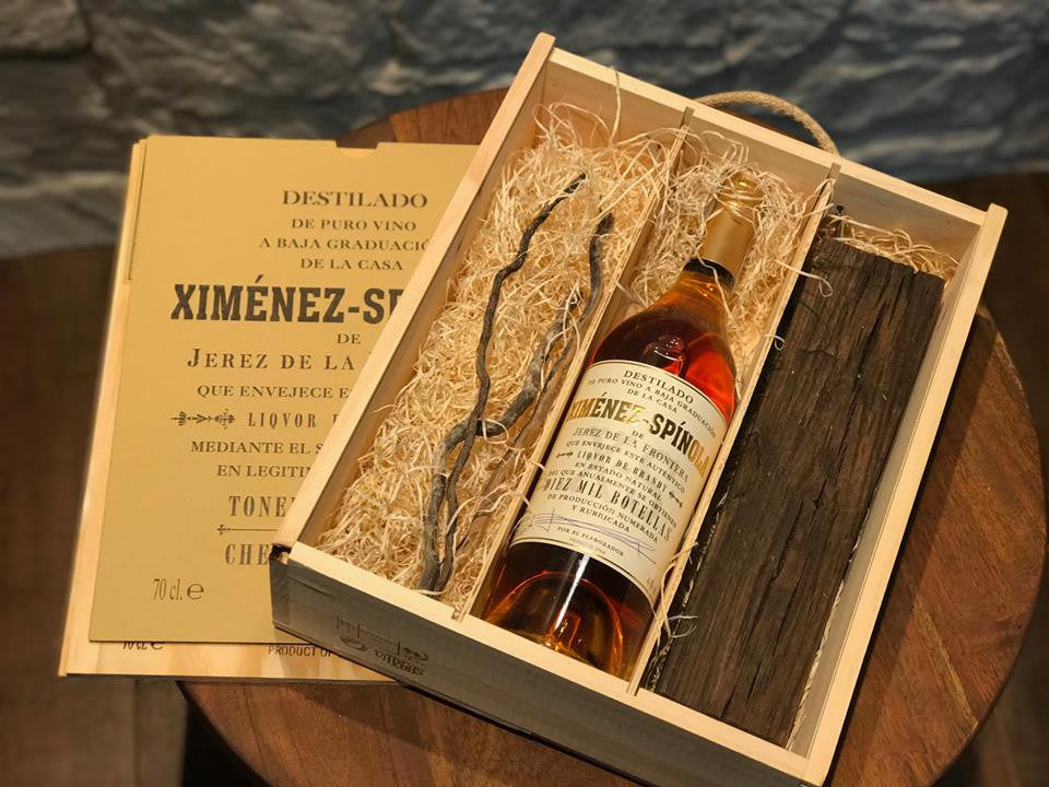 Ximenez-Spinola The Chestnut Experience