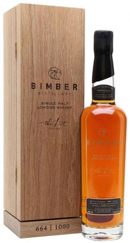 Bimber 'The First' London Whisky