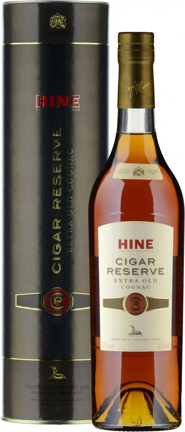 HINE Cigar Reserve Extra Old Cognac