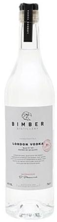 Bimber Handcrafted Classic London Vodka