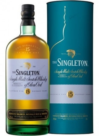 The Singleton 15 Year Old Glen Ord Single Malt Whisky