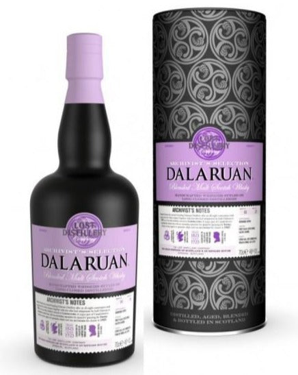 Lost Distillery 'Dalaruan' Archivist's Selection Scotch Whisky