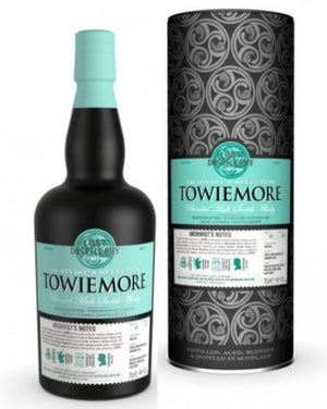 Lost Distillery 'Towiemore' Archivist's Selection Scotch Whisky