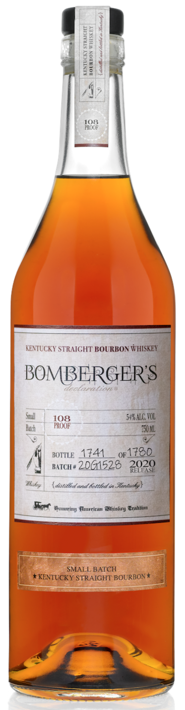 Bomberger's Declaration (2020 Release) Kentucky Straight Bourbon Whiskey