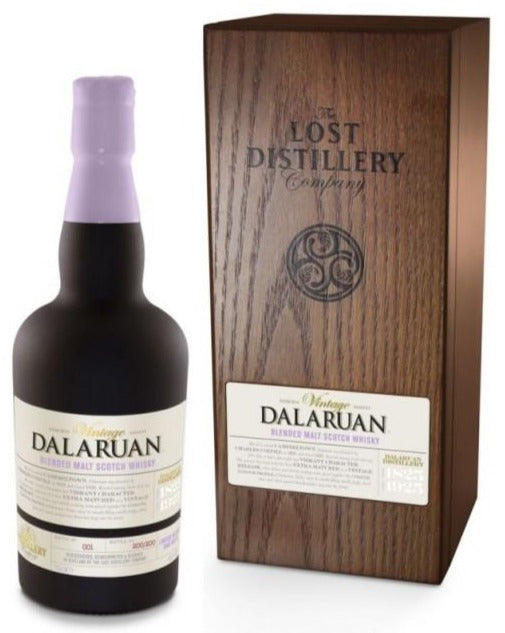 Lost Distillery 'Dalaruan' Vintage Selection Scotch Whisky