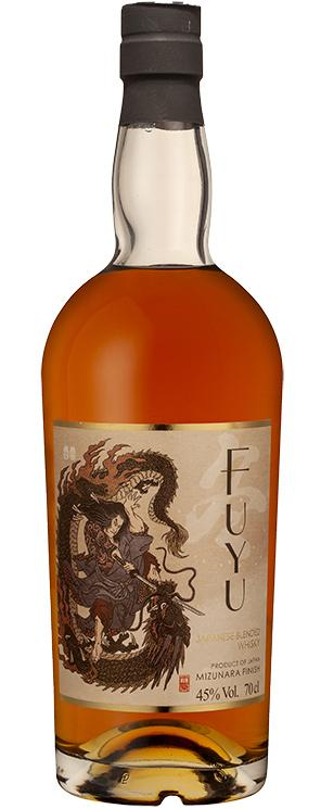 冬 FUYU (Mizunara Finish) Japanese Whisky